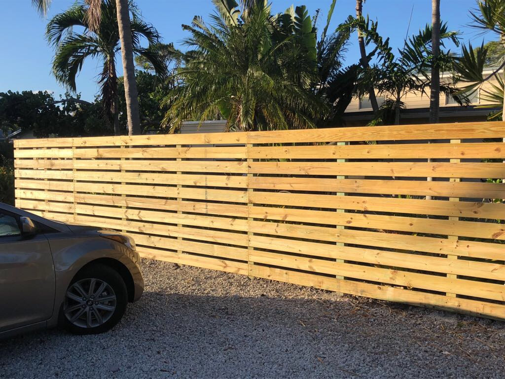 Wood Fence Installation Fort Lauderdale Best Wooden