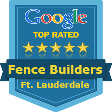 top rated fencing company in ft lauderdale